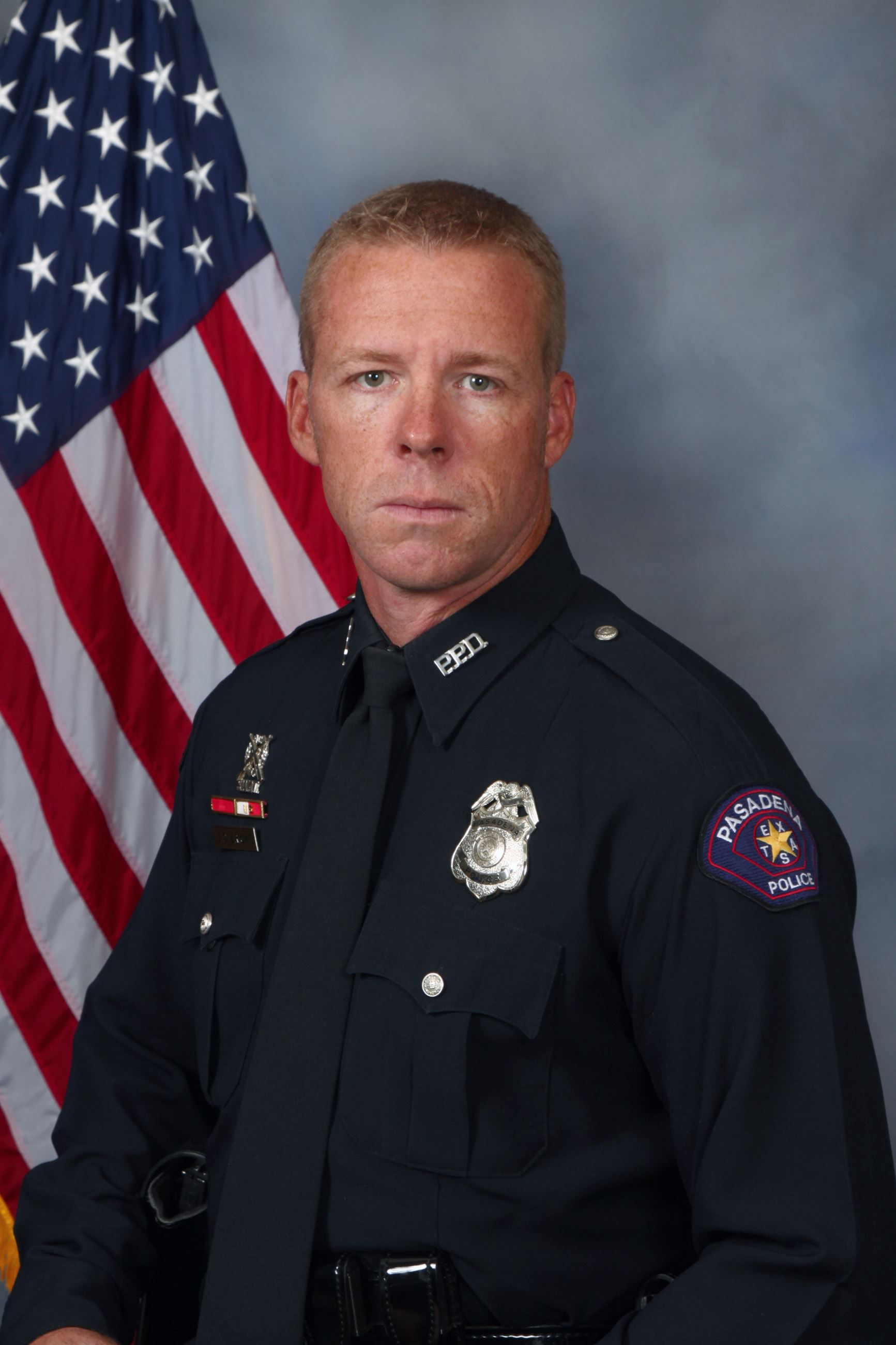 Jason Bright, Officer
