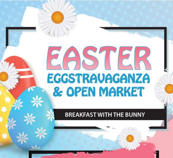 Easter Eggstravaganza Graphic