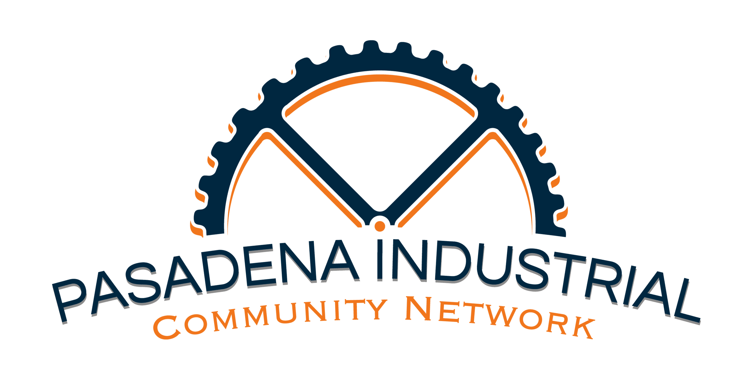 Pasadena Industrial Community Network Logo