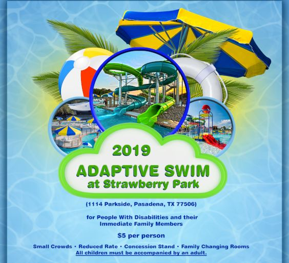 Adaptive Swim Events