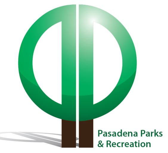 Pasadena Parks and Recreation Logo