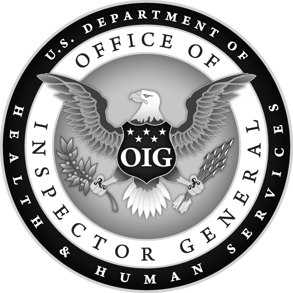 OIG Health and Human Services Seal