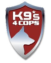 K9 Cops Badge
