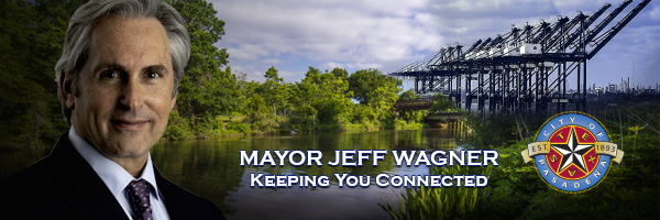 Mayors E-Newsletter Banner