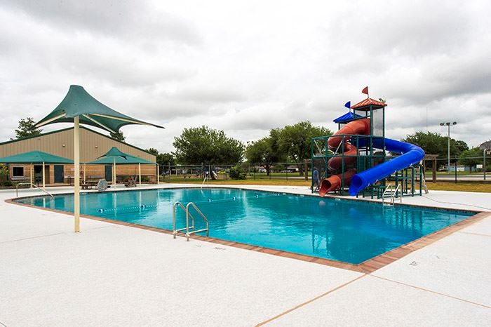 Red Bluff Swimming Pool