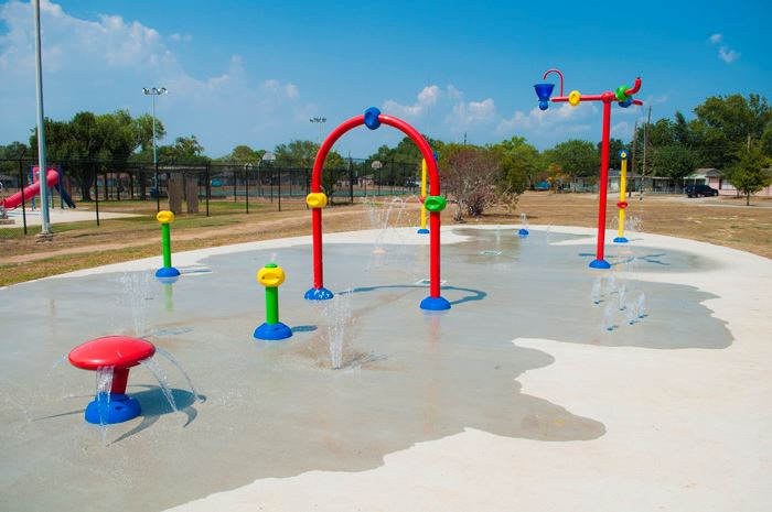 Red Bluff Splash Pad