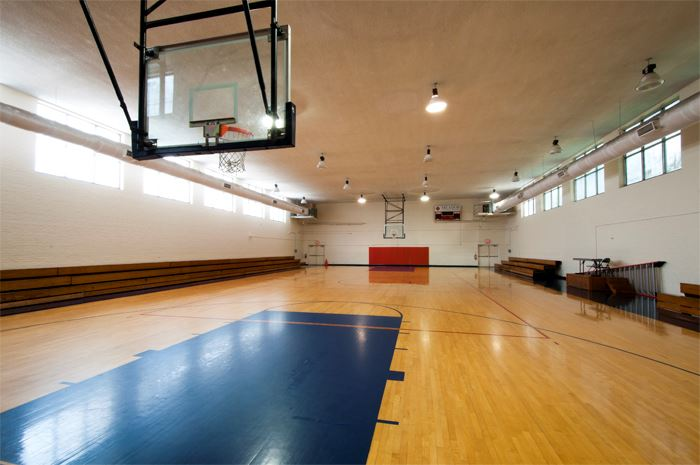 PAL Gym Basketball Court