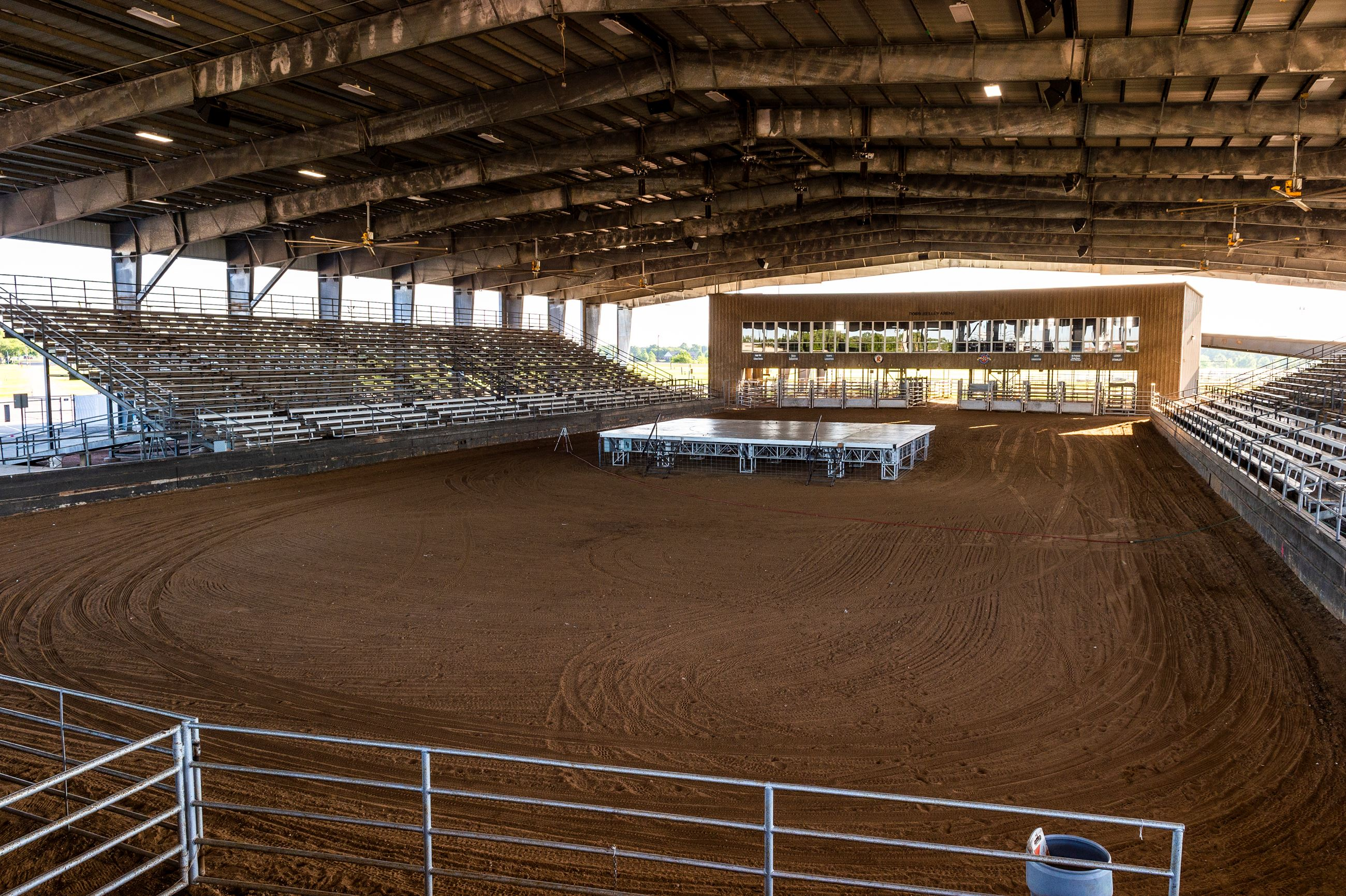Pasadena Convention Center and Fairgrounds Rodeo Arena