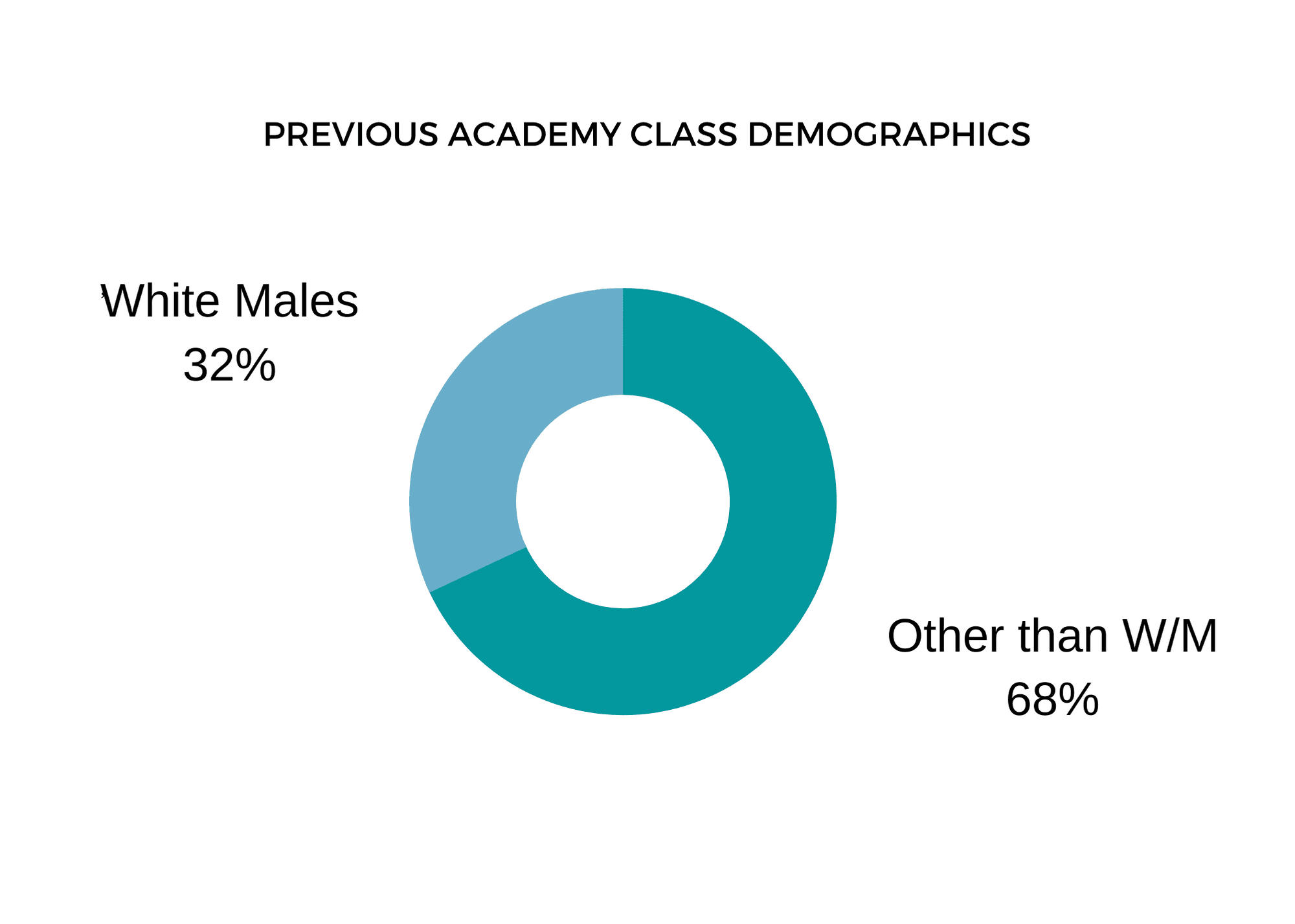 Previous Academy Class Demographics