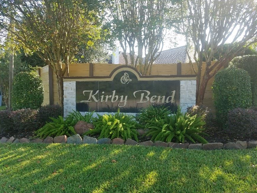 Kirby Bend Sign
