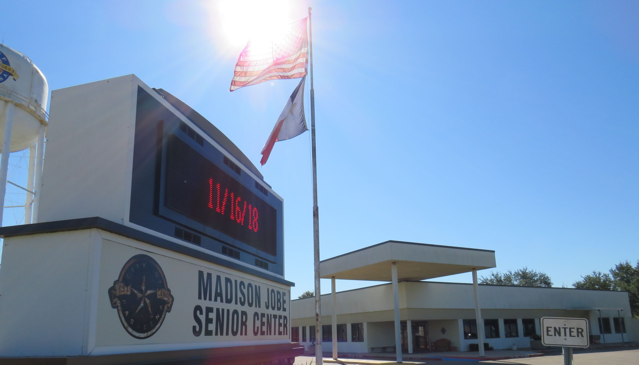 Madison Jobe Senior Center